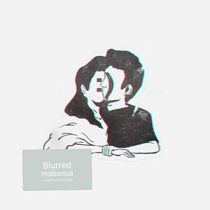 【CD】mabanua - Blurred (通常盤)