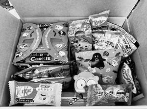 Medium snack box (worth: ¥3000)