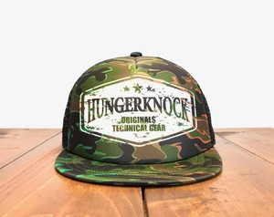 【Hunger Knock】 Tsubatancap Military Collection(Gradation Camo)