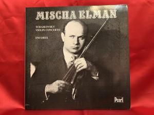 エルマン チャイコフスキー協奏曲