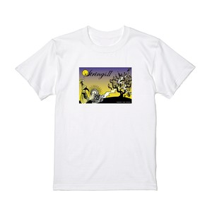 Strings T-shirts Artwork Print