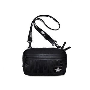 EXAMPLE x MAKAVELIC 3WAY POUCH / BLACK