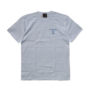 【HELLOWPRESSURE S/S TEE】white
