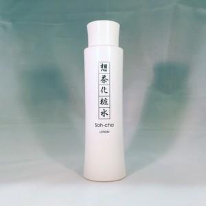 有機栽培緑茶から生まれた想茶化粧水「Soh-cha Lotion」