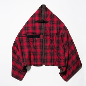 "Flannel Check ""Travelling Rug"" Red"