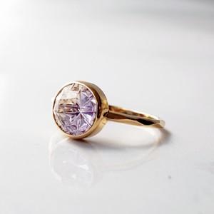 Ametrine KIRIKO Ring(Round 8)