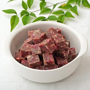 生馬肉パーフェクトプラス -角切り冷凍(10kg)