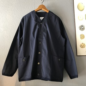Cool Max Seer Sucker Cardigan(Re made in tokyo japan)
