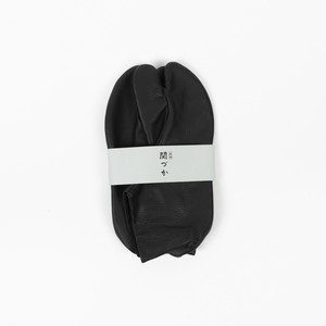 tanhi 鹿革 BLACK | 履物 関づか×MAGASINN KYOTO