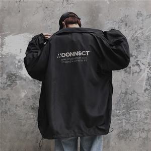 【アウター】ストリート系スタンドネックジッパージャケット25710946