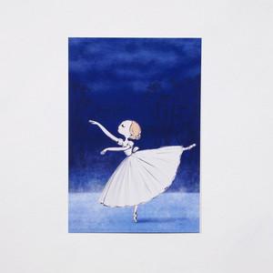 バレエポストカード・ジゼル二幕vol.1