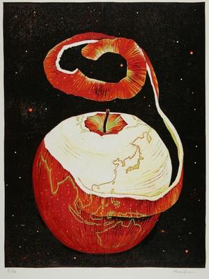 三月の林檎