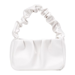 【即納】leather BAG(White)