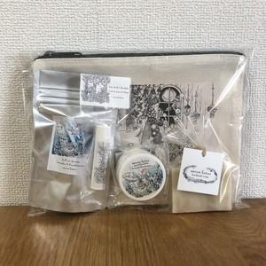 【お買い得】フラットポーチセット(refresh)