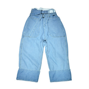 now GIGA DENIM PANTS【再入荷】