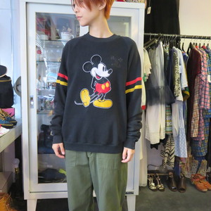 80's OLD MICKET SWEAT SHIRT (ミッキーマウス スエット )