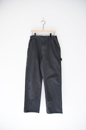 【ORDINARY FITS】RELAX PAINTER PANTS CHECK/OF-P055