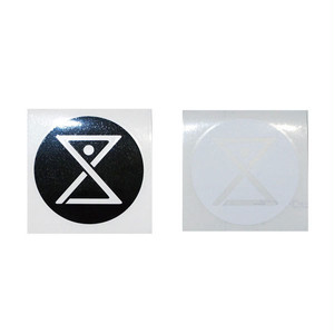 【WAVEMETER DYECUT STICKER】
