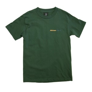 ALLTIMERS AIRLINE TEE GREEN