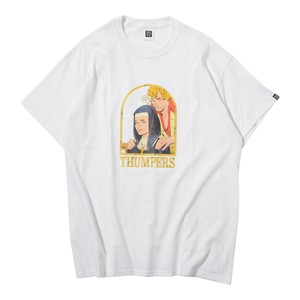 NUN S/S TEE(WHITE)[TH9S-006]
