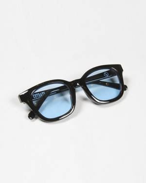 WELLINGTON GLASSES / BLACK/BLUE