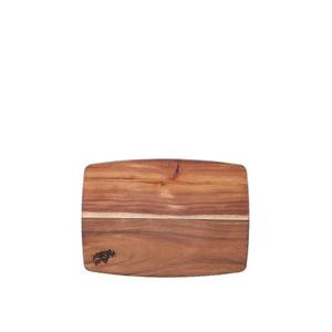 【M411-254S】Acacia cutting board Rectangle S カッティングボード / まな板 / アカシア / ナチュラル