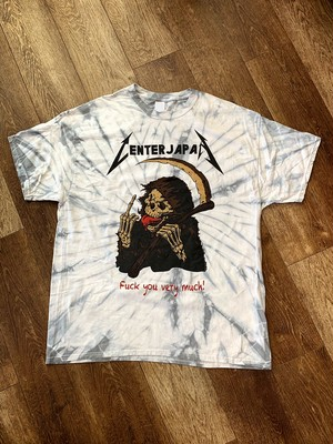 fuck death 69  T shirt ash cream