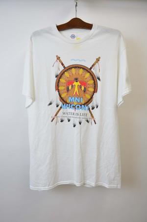 【Lサイズ】 MNI WICONI TEE ドリームキャッチャーTシャツ WHITE 400601190779