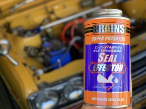 ◆即日発送◆オイル漏れ・オイル下がり防止剤 シールエフェクター(SE) ADD BRAINS ブレインズ エンジンオイル添加剤