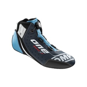IC/805E246 ONE EVO X R SHOES MY2021 Navy blue/silver/cyan