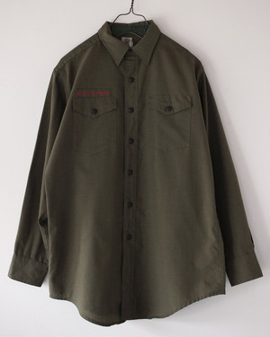 """80s"""" boy scout shirts 15 1/2"""