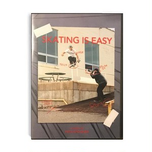 SKATING IS EASY / VIDEO BY PETE SPOONER / DVD