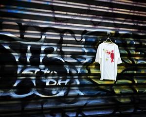 『全面うさぎ』Tシャツ