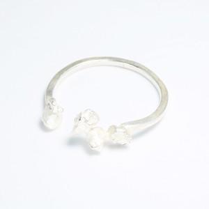 天川の石 ring (silver)