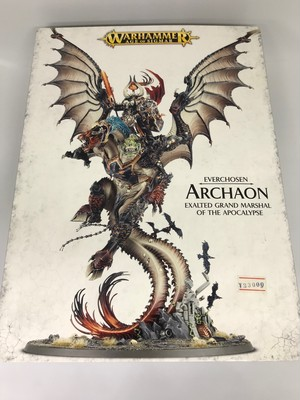 ARCHAON EXALTED GRAND MARSHAL OF THE APOCALYPSE