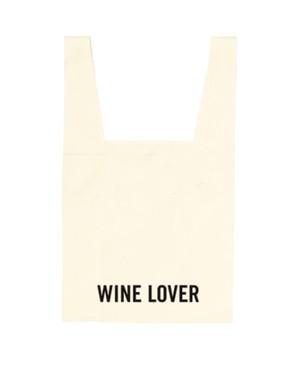 "marche bag ""WINE LOVER"""