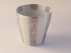 縞泥彩ロックカップ