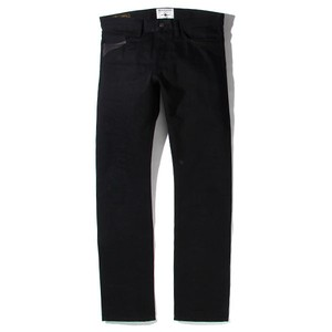 Road Jack-1 DENIM PANTS (BLACK) /  RUDE GALLERY BLACK REBEL