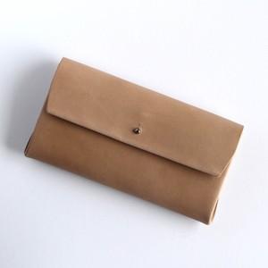 suare long wallet #brown beige/ スアレロングウォレット #ブラウンベージュ 長財布