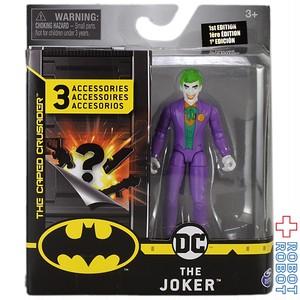 スピンマスター バットマン クリーチャーカオス ジョーカー 4インチフィギュア