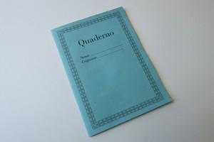Quadernoノートブック-スカイブルー-