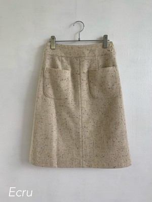 Bilitis dix-sept ans   Nep Tweed Skirt