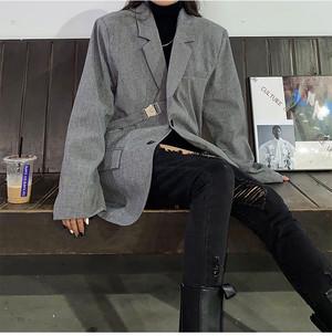 チェストクロスベルトジャケット 19900