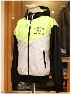 【FRANKLIN&MARSHALL】  フランクリンマーシャル  - Italy -     ウィンドブレーカー