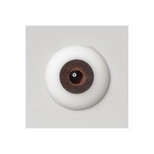 Silicone eye - 19mm Mauve Oriental