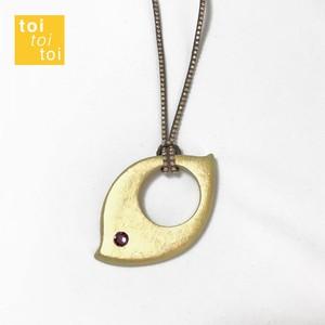 Gold ペンダント-Ring