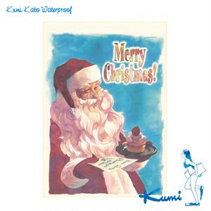 【かとうくみ ポストカード】Merry Chistmas!