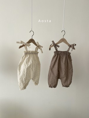 【予約販売】Rachel suit〈Aosta〉※サイズ注意