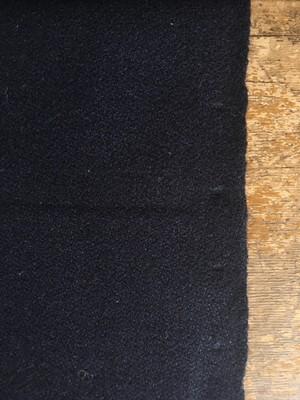 【NEW】Wool  濃紺