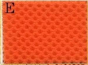 クッション用 カバー生地E オレンジ